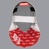 """Allstar Electric Sabre Mask Inox FIE """"Comfort Plus"""" 1600N, incl. connecting cable._"""