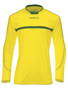 Keepershirt LM Brasil Neon -geel /groen