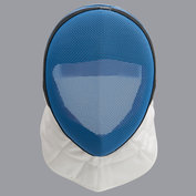 FIE-fencing mask INOX 1600N LIGHT BLUE