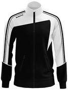 Trainingsjack Forza zwart/wit