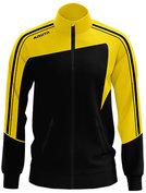 Trainingsjack Forza Zwart/Geel
