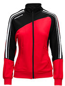 Trainingsjack Forza Ladies Rood/Zwart