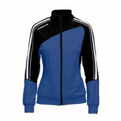 Trainingsjack Forza Ladies Royal blauw /zwart