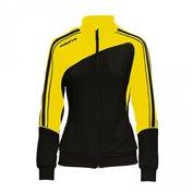 Trainingsjack Forza Ladies zwart/geel