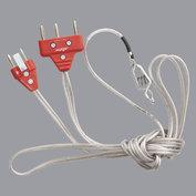 Body wire for foil/sabre