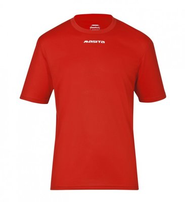 Performance shirt rood