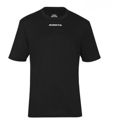 Performance shirt zwart