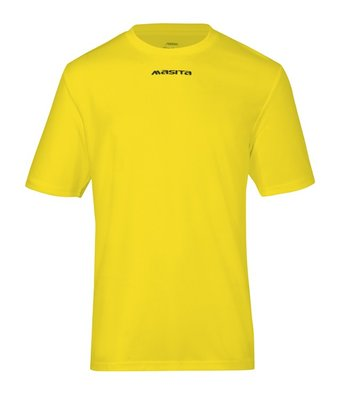 Performance shirt neon-geel