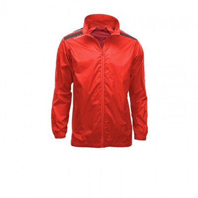 Windbreaker striker rood/zwart