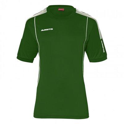 T-shirt barça groen/wit