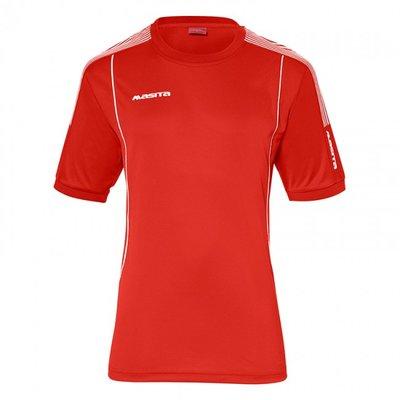 T-shirt barça rood/wit