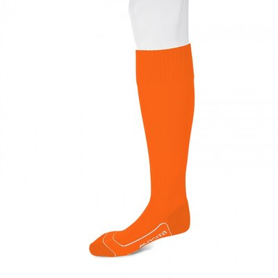 kousen uni wembley neon-oranje