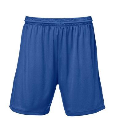 Short bogota royal blauw