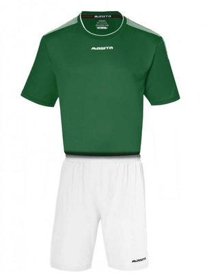 Sportshirt KM sevilla groen/wit