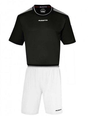 Sportshirt KM sevilla zwart/wit