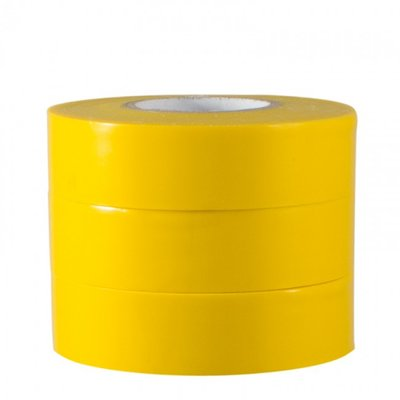 Sokken tape geel
