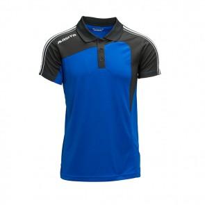 Polo Forza blauw/zwart