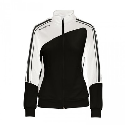 Trainingsjack Forza Ladies zwart/wit