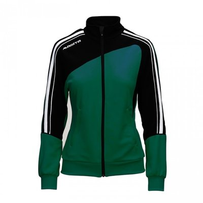 Trainingsjack Forza Ladies Groen/Zwart