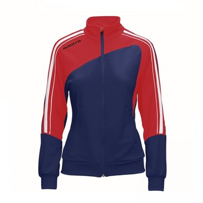 Trainingsjack Forza Ladies Navy/Rood