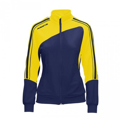Trainingsjack Forza Ladies  Marine/Geel