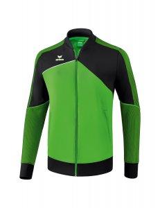 PREMIUM ONE 2.0 presentation jacket green/black/white