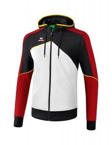 PREMIUM ONE 2.0 training jacket wit white/black/red