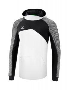 PREMIUM ONE 2.0 hoody white/black/white