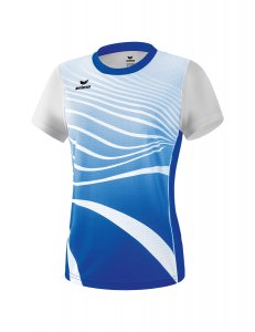 ATHLETIC t-shirt function new royal/white