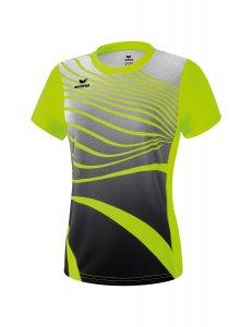 ATHLETIC t-shirt function neon yellow/black