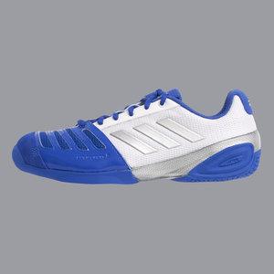 """Adidas fencing shoes """"Dártagnan V"""" white/blue)"""