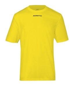 Performance shirt neon-geel
