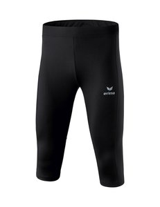 PERFORMANCE running tights 3/4-leng black