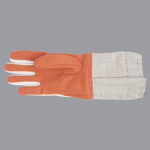 allstar FIE electric sabre glove 800N according to latest FIE regulations for sabre