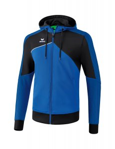 PREMIUM ONE 2.0 training jacket wit new royal/black/white