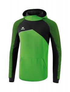 PREMIUM ONE 2.0 hoody green/black/white