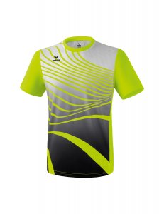 ATHLETIC t-shirt function neon yellow/black