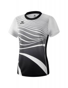 ATHLETIC t-shirt function black/white